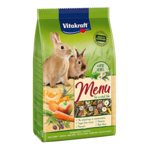 Vitakraft Premium Menu Vital coniglio nano 1kg