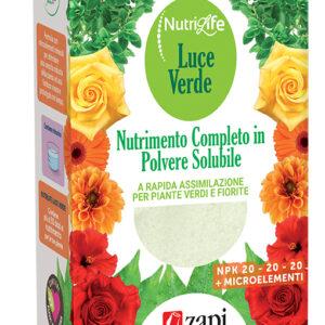 Luce verde Nutrilife