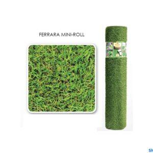 Prato sinteto Ferrara mini roll 1 X 3 m Mondo Verde