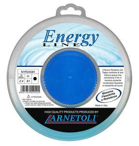 Filo nylon decespugliatore Energy line tondo Arnetoli 2,7 mm x 67 mt