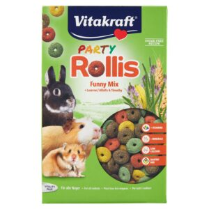 Rollis party Vitakraft 500g