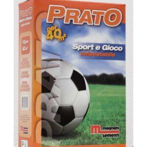 Prato sport e gioco 1 kg